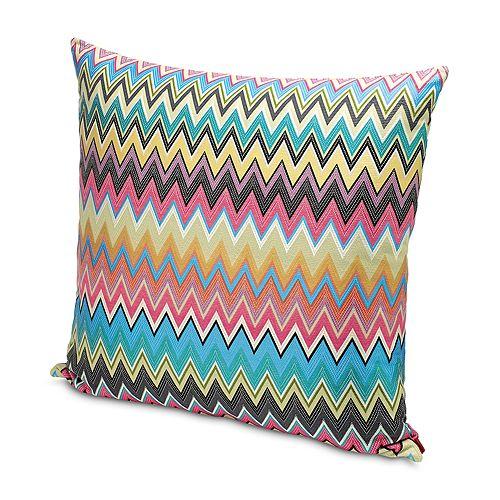 """Missoni - Vinci Decorative Pillow, 20"""" x 20"""""""