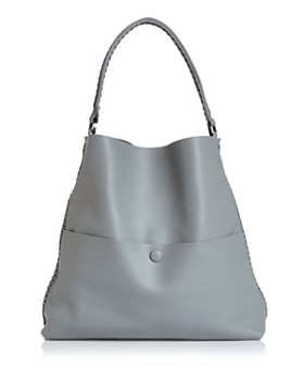 Callista - Grace Medium Slim Leather Tote
