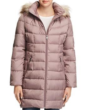 Calvin Klein - Detachable Hood Puffer Coat