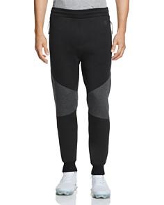 ISAORA - Neoprene Color-Block Panel Jogger Pants