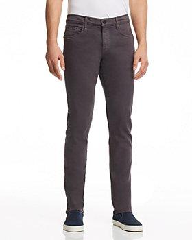 J Brand - Tyler Seriously Soft Slim Fit Jeans in Asphalt