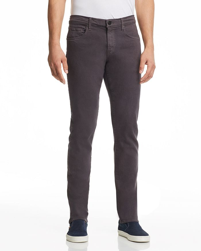 89907938 J Brand Tyler Slim Fit Jeans in Asphalt | Bloomingdale's