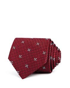 HUGO - Multi-Square Skinny Tie