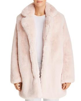 d6eb6b315adc0 Women s Fur Coats  Fur and Faux Fur Coats - Bloomingdale s