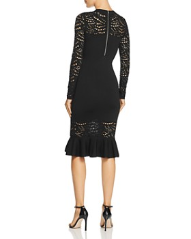 MILLY - Cutwork Mermaid Dress