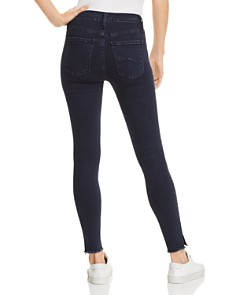 Nobody - Cult Skinny Ankle Jeans in Tainted