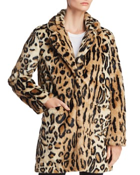 75b64e427 Faux Fur Coats - Bloomingdale s