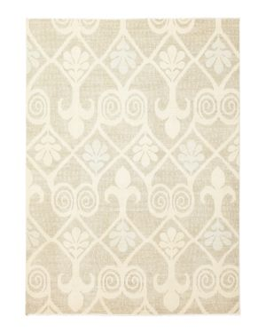 Solo Rugs Modern 12 Hand-Knotted Area Rug, 10'2 x 14'0