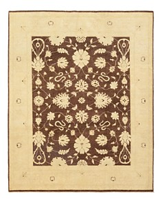 """Solo Rugs - 24 Hand-Knotted Area Rug, 8' 2"""" x 10' 1"""""""