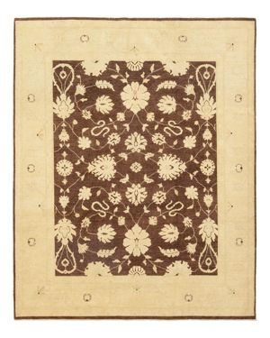 Solo Rugs Oushak 24 Hand-Knotted Area Rug, 8' 2 x 10' 1