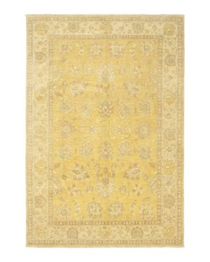 Solo Rugs Oushak 33 Hand-Knotted Area Rug, 6' 6 x 9' 7