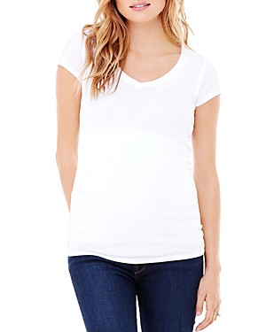 Ingrid & Isabel Maternity V-Neck Tee