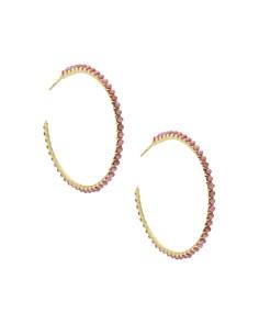 Kendra Scott - Birdie Stone Hoop Earrings