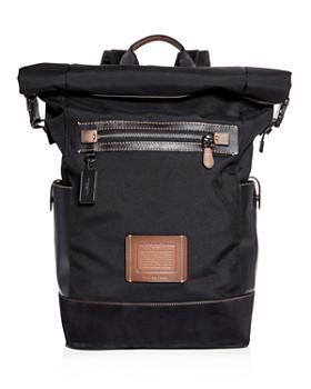 COACH - Academy Cordura Travel Backpack