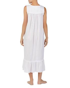 Eileen West - Sleeveless Long Cotton Ballet Nightgown - 100% Exclusive