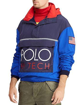 389872ce931d74 Polo Ralph Lauren Hi Tech Color-Block Water-Repellent Jacket ...