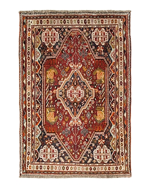 Solo Rugs Sarouk Becca Hand-Knotted Area Rug, 3' 8 x 5' 5