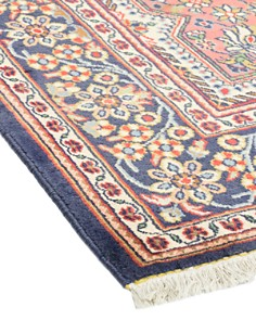"""Solo Rugs - Ghoum Anne Hand-Knotted Area Rug, 4'3"""" x 7'0"""""""