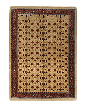 Solo Rugs Yalameh Geoffrey Hand-Knotted Area Rug, 5' 8 x 8' 1