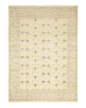 Solo Rugs Khotan Taurus Hand-Knotted Area Rug, 9'1 x 12'3