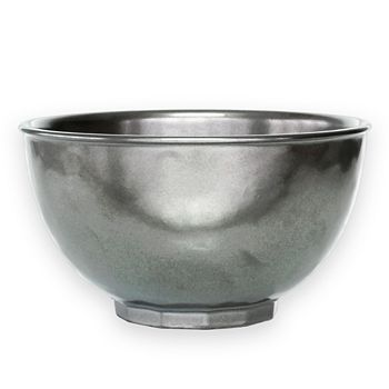 Juliska - Pewter Stoneware Cereal/Ice Cream Bowl