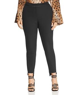 Lafayette 148 New York Plus - Manhattan Slim Pants