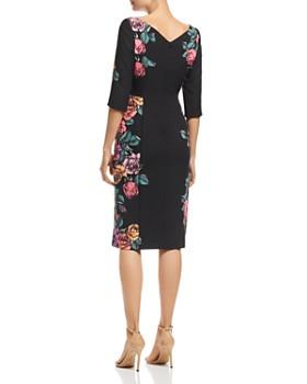 Black Halo - Carie Floral Dress
