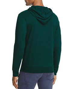 Lacoste - Long Sleeve Jersey Hooded Tee