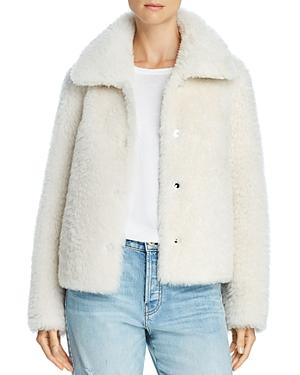 Peri Luxe Reversible Lamb Shearling Jacket - 100% Exclusive