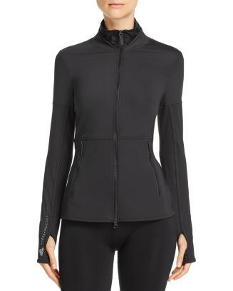 d7276f064e2e1 adidas by Stella McCartney Performance Essentials Midlayer Jacket |  Bloomingdale's