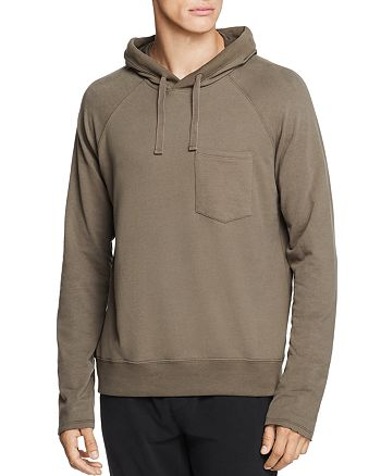 ATM Anthony Thomas Melillo - Hooded Brushed-Fleece Sweatshirt - 100% Exclusive