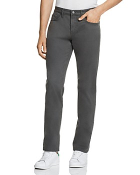 J Brand - Kane Straight Fit Jeans in Root Vegetable