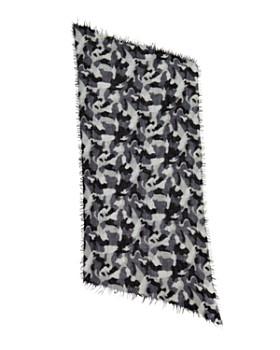 Fraas - Camo Wool Scarf