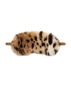 Hudson Park Faux Fur Eye Mask - 100% Exclusive - Bloomingdale's_0