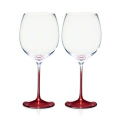 Villeroy & Boch Allegorie Premium Rose Burgundy Glass, Set of 2 - Bloomingdale's_0