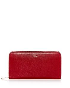 Furla - Babylon Leather Continental Wallet