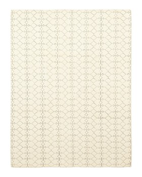 "Solo Rugs - Rabat Maori Hand-Knotted Area Rug, 9' 3"" x 12' 1"""