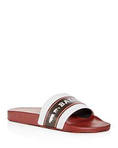 3d16c7f2f0d5 Gucci Men s Rubber Slide Sandals