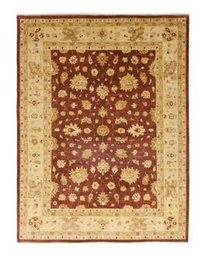 Solo Rugs Oushak Thea Hand-Knotted Area Rug, 8'5 x 11'2