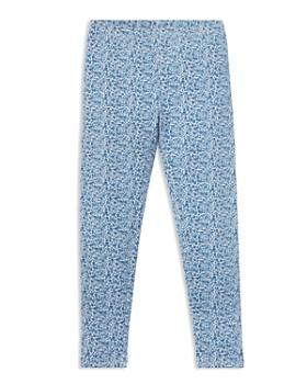 Ralph Lauren - Girls' Floral-Print Leggings - Big Kid