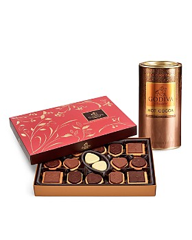 Godiva® - 32 Piece Biscuit and Cocoa Gift Box
