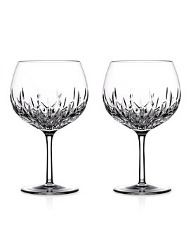 Waterford - Lismore Balloon Glass, Set of 2