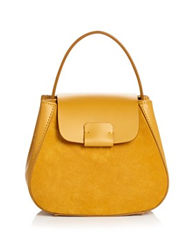 Nico Giani Myria Small Leather Suede Crossbody