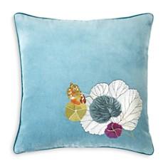 "Yves Delorme - Pavot Decorative Pillow, 18"" x 18"""