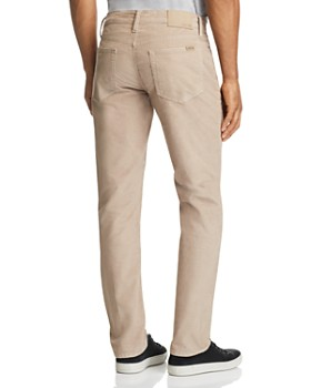 Joe's Jeans - Brixton Straight Slim Fit Corduroy Pants - 100% Exclusive