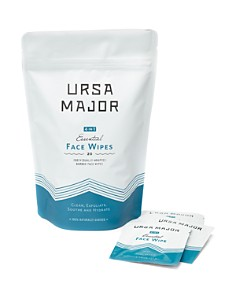 Ursa Major - 4-in-1 Essential Face Wipes, Set of 20
