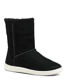 UGG® - Women's Mika Classic Suede Slip On Sneakers