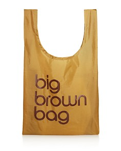 Baggu - Big Brown Bag Nylon Tote - 100% Exclusive
