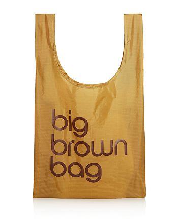 b53e781bb21 Baggu Baggu Big Brown Bag Nylon Tote - 100% Exclusive