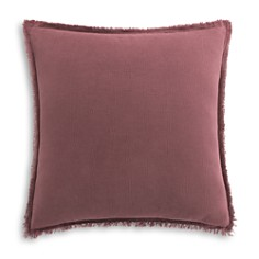 Highline Bedding Co. - Washed Chenille Euro Sham - 100% Exclusive